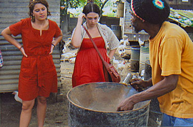 Anthropology Students Explore Diverse Island Cultures In West