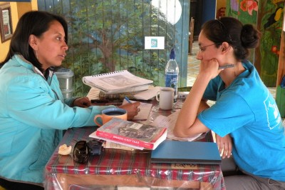 A major benefit of Cornell's block calendar for Spanish students is studying abroad for a month or longer any time it's convenient while earning language course credits. Cornell's Spanish program maintains relationships with two particular schools in Guatemala, and a number of recent students have studied at each of them. Below are a few student […]