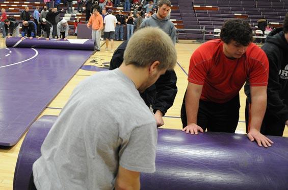 wrestling-over-mats