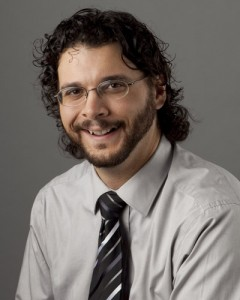 Philip Venticinque, who teaches in the classical and modern languages and classical studies departments, will be on leave next year to serve several prestigious fellowships, including with the American Council of Learned Societies and Harvard's Center for Hellenic Studies.