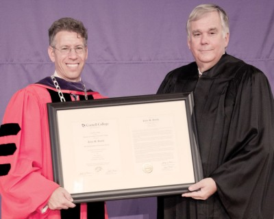 John Smith '71 Distinguished Achievement Award