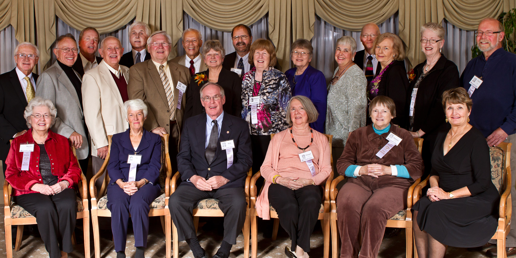 The class of 1962