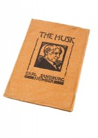 """The Husk"" Literary Journal: For 45 years Cornell's English department published The Husk, a literary journal. It featured short stories, essays, and poems by students, faculty and, occasionally, well-known writers. One of those was Carl Sandburg, who was a regular visitor to Cornell from 1920 through 1951."