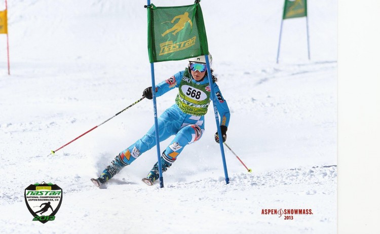 Annie Hettinger '11 won the women's downhill (giant slalom) at the NASTAR nationals in Aspen, Colo., in March. NASTAR (NAtional STAndard Race) was developed by SKI Magazine to allow recreational racers to compete and compare their scores to those of friends and family members regardless of when and where they race.
