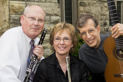 Red Cedar Chamber Music will play a concert at the community open house for the Garner President's House.