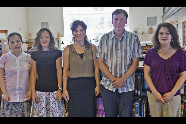 New faculty for 2013-14
