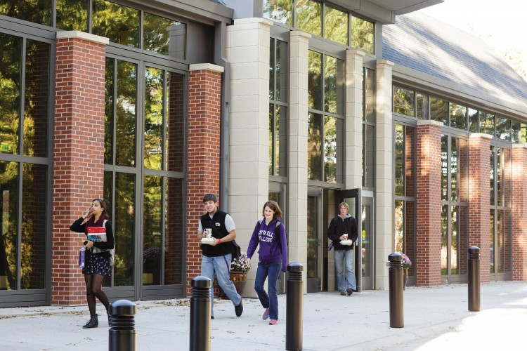 Part of Cornell's strategic plan includes renovations to buildings  on campus. New and renovated facilities are essential to drive growth, including the Thomas Commons, which is nearing the end of a  two-year-long renovation and expansion.