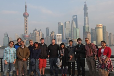 Todd Knoop's macroeconomics seminar studied China's rapid growth during a block-long tour of the country in December. Tiffany Monreal '14 captured her impressions of the experience through a photo essay.