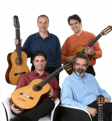The Brazilian Guitar Quartet