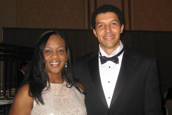 Tahllee Baynard '97  was named 2012 Scientist of the Year by Black Engineer magazine. He and his wife, Kanesha Lee Baynard '94, met at Cornell, and both have been involved with the college ever since, with Tahllee teaching a course at Cornell and Kanesha serving as a class agent. She also served on the college's alumni board.