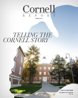 Cornell Report Cover Spring 2014