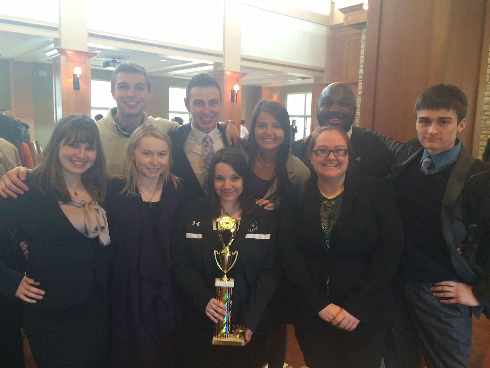 Cornell College is sending a mock trial team to the national tournament for the fourth time in five years.