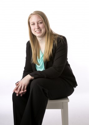 Amanda Engel '14 will attend Washington University Law School in the fall.