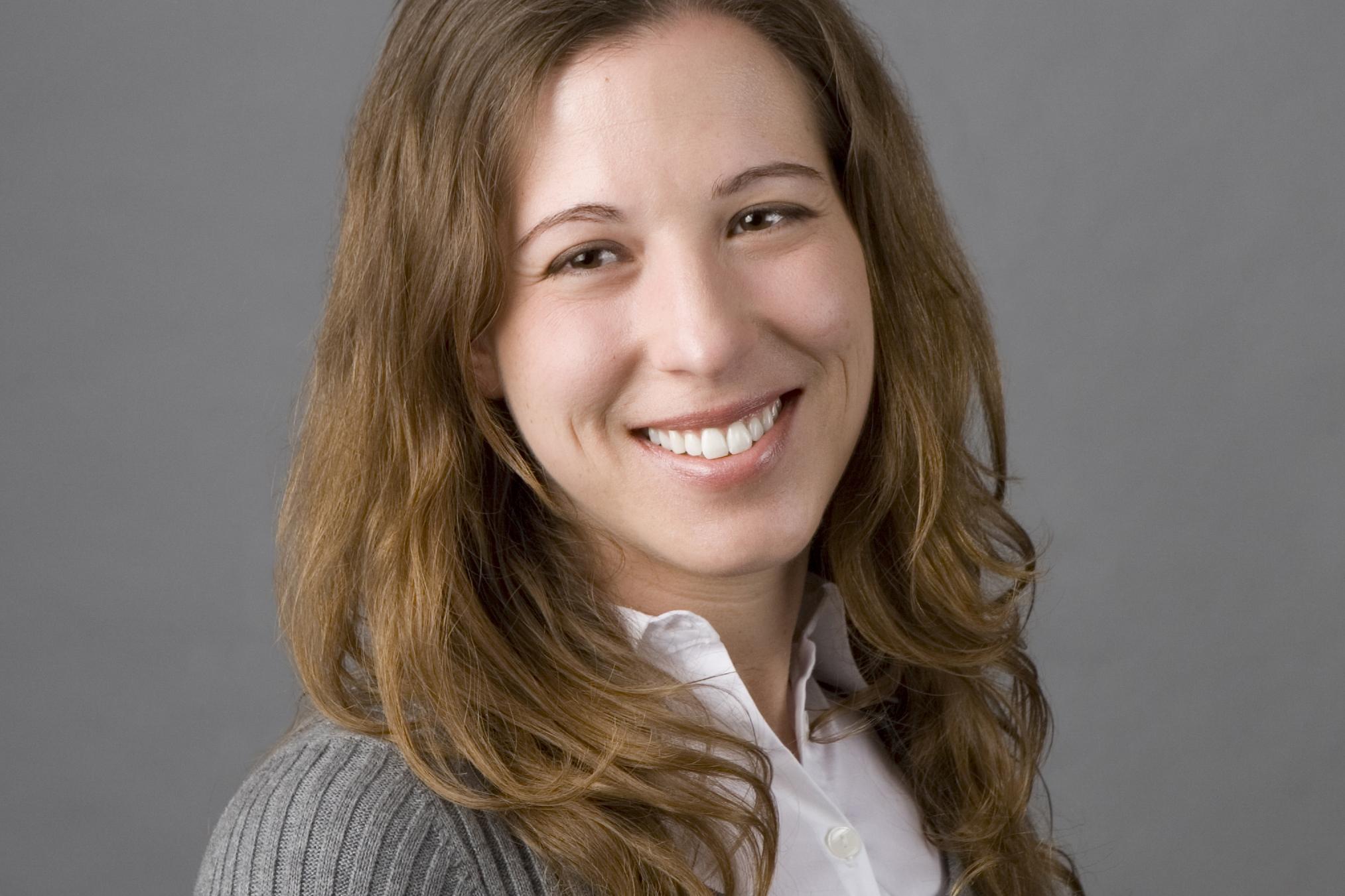 Rebecca Entel Portrait
