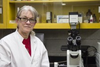 Cornell College Biology Professor Barbara Christie-Pope
