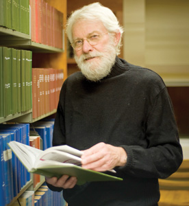 Sociology Professor Emeritus Richard Peterson