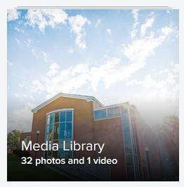 Media Library Album