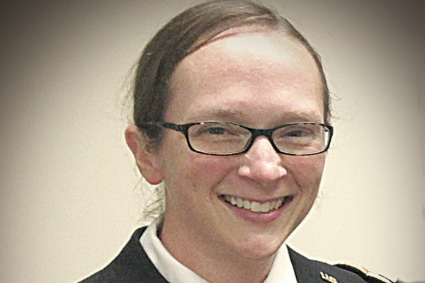 Jessica Johnson '07 graduated with a math major and biology minor, completed medical school at the University of Missouri in 2011, and will finish residency in physical medicine and rehabilitation at Walter Reed National Military Medical Center in June.