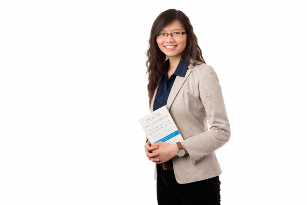 Trang Hoang is going to Vanderbilt University to pursue a Ph.D. in economics.
