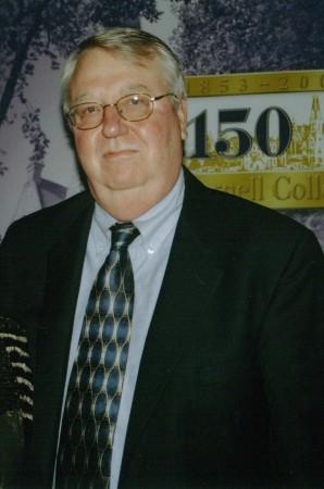 """E. William """"Bill"""" Haffke Jr. '65"""