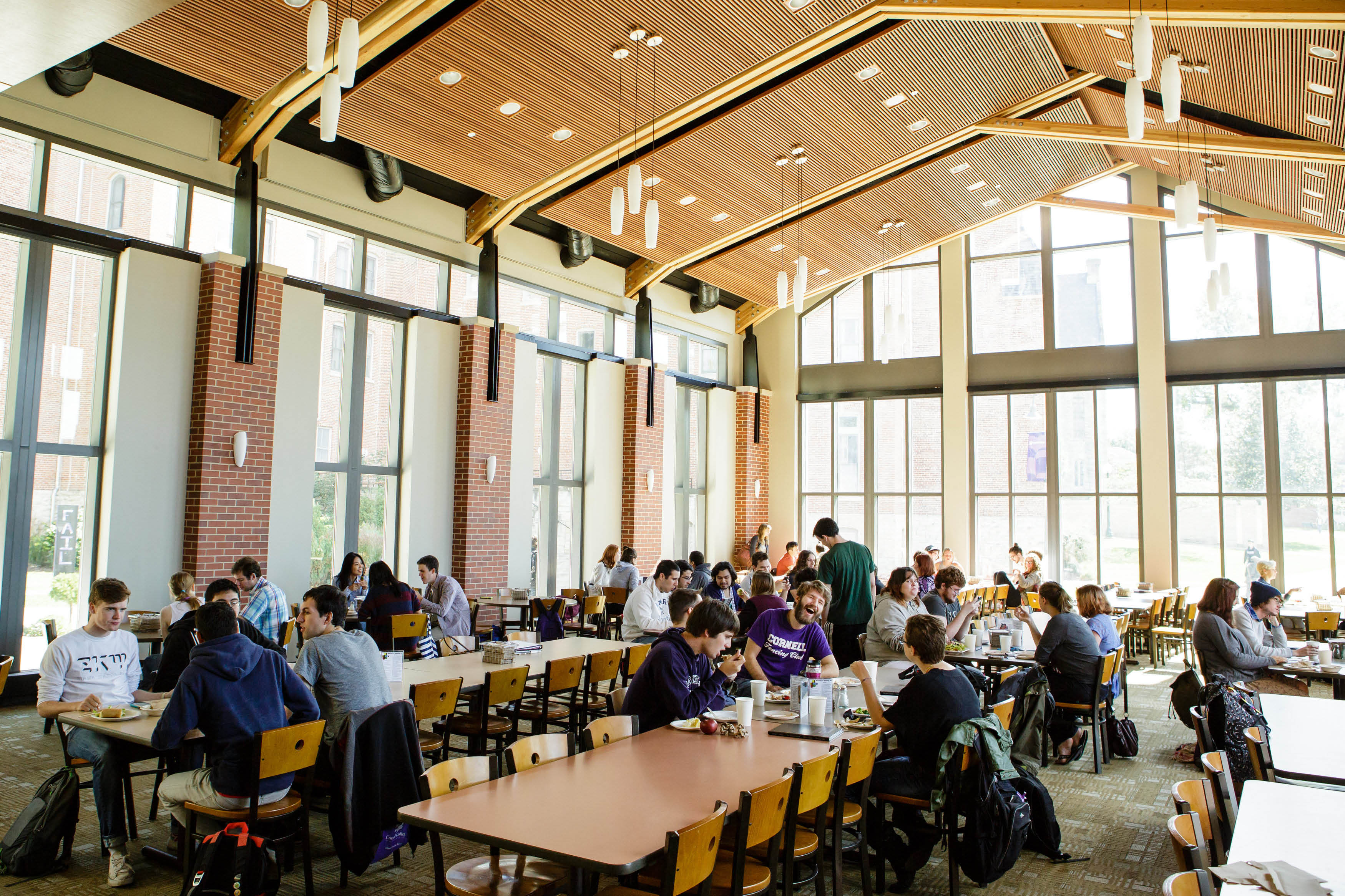 Cornell College Dining Services Ranked 2 Nationally