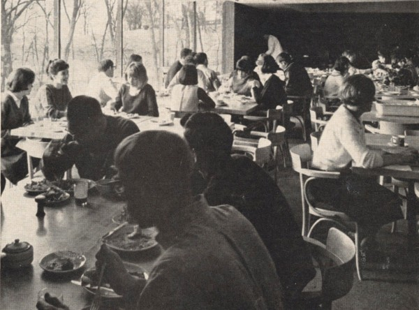 commons dining historic