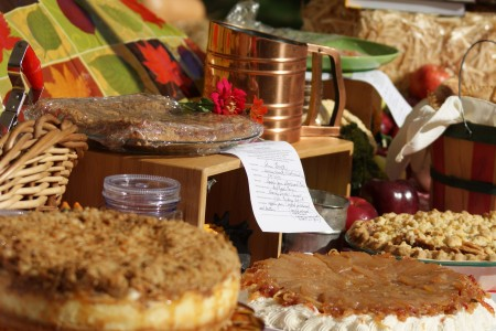 The Fall Harvest festival, sponsored by Bon Appétit, is in its second year.