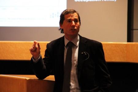 David Grusky, professor of sociology at Stanford University.