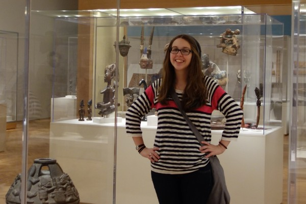 Miranda Donnellan, a junior at Cornell College, earned a Gilman Scholarship to spend the spring semester studying in Seoul, South Korea.