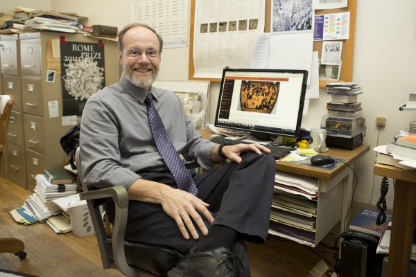 Cornell College classical studies professor John Gruber Miller has been elected to a two-year term as vice president of the American Classical League.