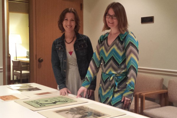 Two Cornell College professors will be the faculty directors of the ACM Newberry Seminar: Research in the Humanities during fall 2016.