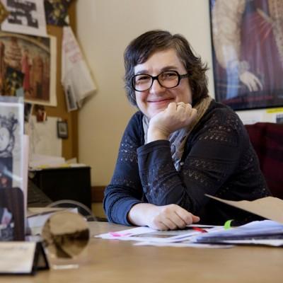 Professor Kirilka Stavreva