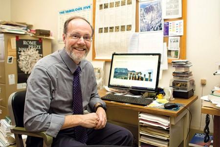 John Gruber-Miller Professor of Classics 2