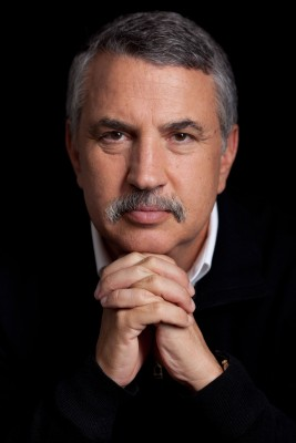 New York Times columnist and author Thomas Friedman