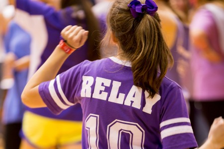 The college's Relay For Life events have been honored numerous times in recent years for fundraising.
