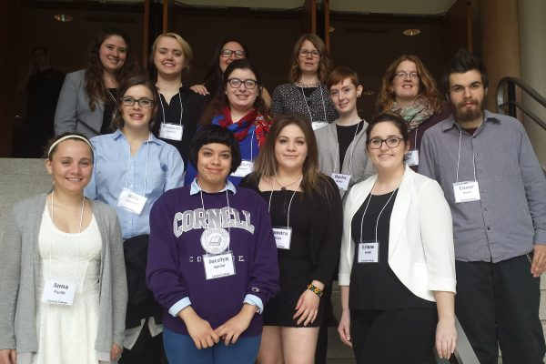 The ISA focuses on research and recognizes the best undergraduate conference papers in four categories, of which Cornell students earned two.