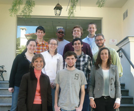 The Berry Center sponsored a course to study economic growth where it is happening-- in Uruguay.