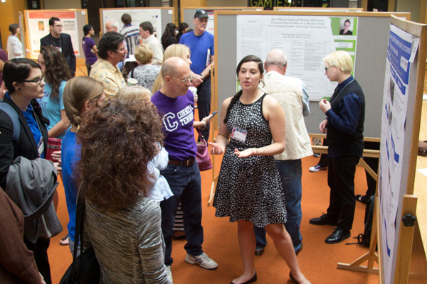 In April Cornell College held its 20th Annual Student Symposium, providing a high-level opportunity for students, faculty, and the community to engage with each other on topics across the liberal arts.