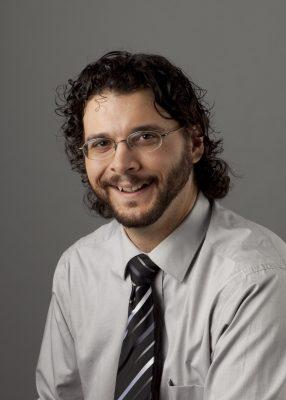 Professor of Classics Philip Venticinque