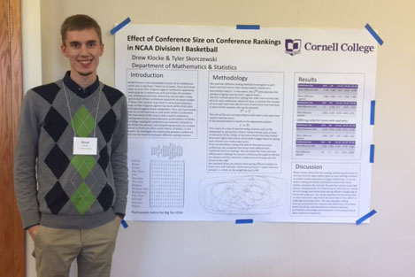 Does conference size impact conference rankings in NCAA men's basketball? According to research and analysis by one Cornell College student, it does.