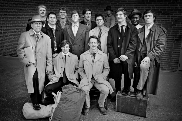 Seventy years ago a team from Cornell College upset the U.S. collegiate wrestling powerhouses by winning both the NCAA and AAU national championships.