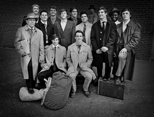 '17 Cornell wrestlers