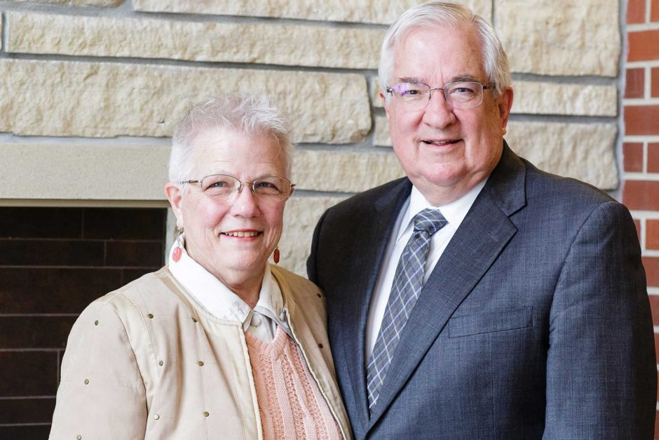 Jerry and Carole Ringer