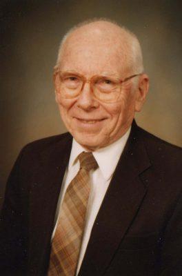 P. Roger Gillette '37