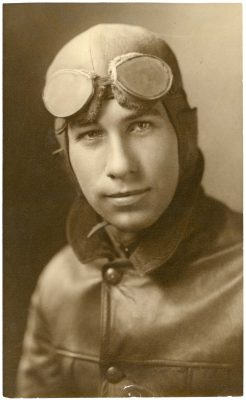 Lieut. Clark G. Bowen, Class of 1917, was killed near Payne Field, Mississippi, in June 1918 by a fall from his airplane.