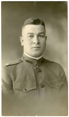 Roe Howard, Class of 1917, was Cornell's greatest World War I hero.