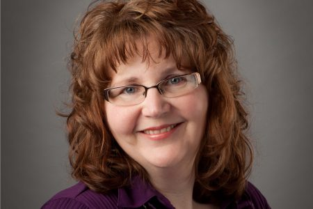 Picture of Cole Public Library Director Cathy Boggs