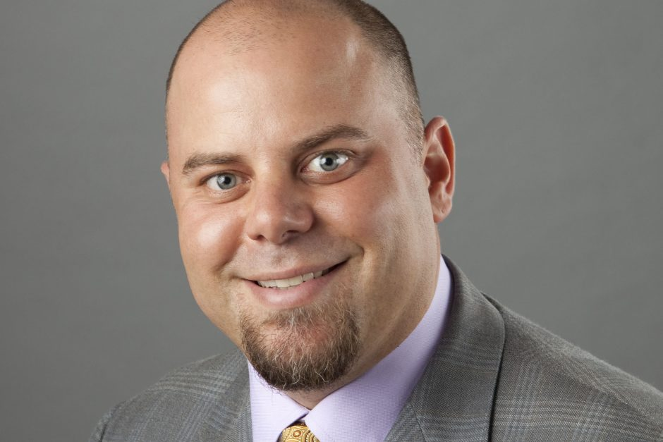 Photo of Director of Employer Relations & Career Coaching Jason Napoli