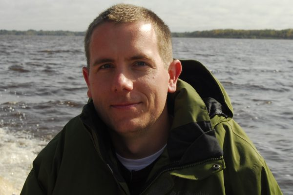 The journal Nature recently published research by Casey Godwin '03.