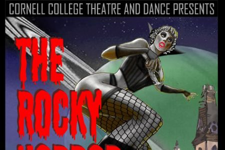 Poster for the Rocky Horror Show